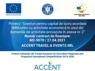 ACCENT TRAVEL & EVENTS SRL