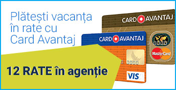 Plata in rate prin Card Avantaj